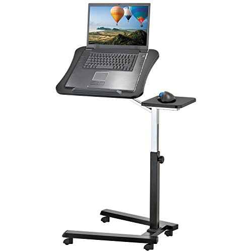 Tatkraft Joy Portable Adjustable Folding Laptop Stand