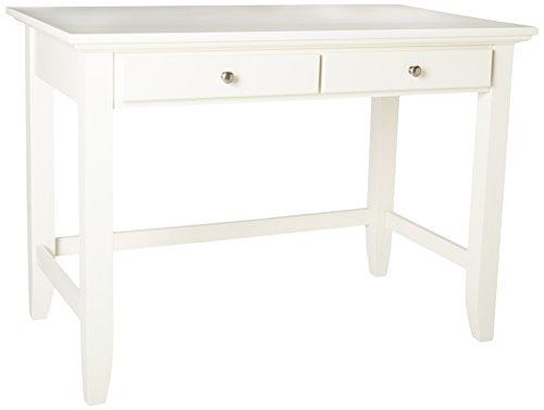 Home Styles 553016 Naples Student Desk White Finish ShinyBasket