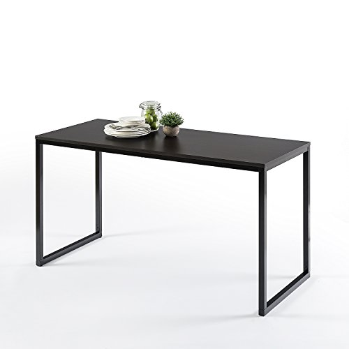 Sy Steel Frame With Rich Espresso Finish Table Dimensions 55 X24 X29 H Worry Free 1 Year Warranty The Modern Studio Collection Soho Will Add An