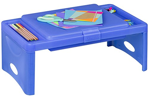 Periwinkle Lapgear Activity Lap Desk No Assembly Required
