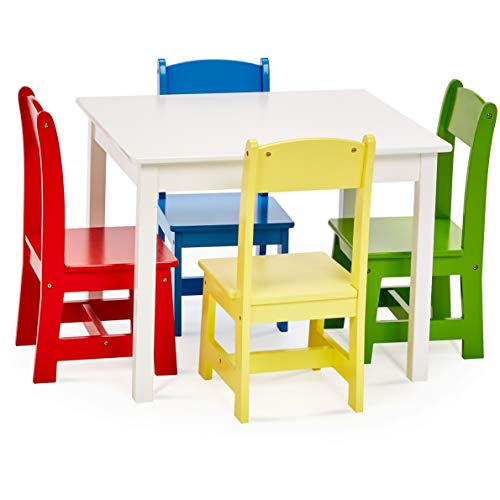 Dining Room Sets Phoenix: Phoenix Home Fermo Kid's White Wood Table And Primary